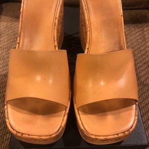 Via Spiga Shoes - Via Spiga Platform Slides
